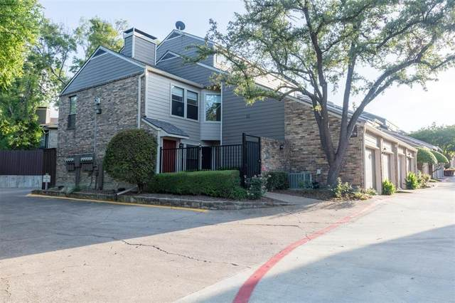 5616 Preston Oaks Road #702, Dallas, TX 75254 (MLS #14347108) :: The Heyl Group at Keller Williams