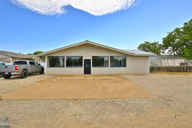 625 W 4th Street, Baird, TX 79504 (MLS #14348205) :: The Kimberly Davis Group