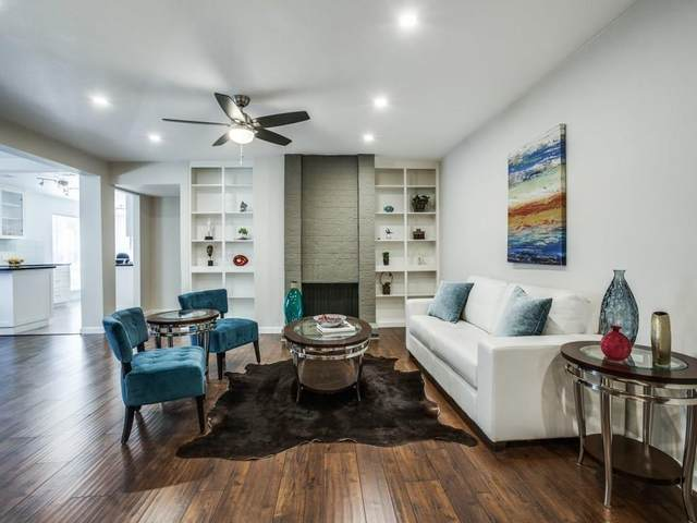 10566 High Hollows Drive #157, Dallas, TX 75230 (MLS #14348707) :: Real Estate By Design