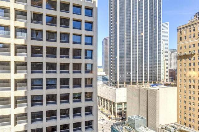 1200 Main Street #1208, Dallas, TX 75202 (MLS #14352476) :: Results Property Group