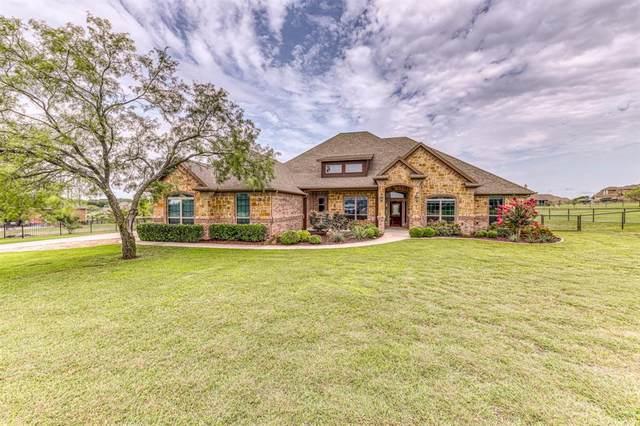 150 Rockhouse Drive, Aledo, TX 76008 (MLS #14354080) :: Potts Realty Group