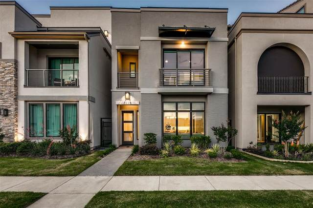 7858 Element Avenue, Plano, TX 75024 (MLS #14354676) :: NewHomePrograms.com LLC