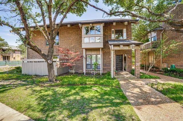 10776 Villager Road A, Dallas, TX 75230 (MLS #14354953) :: Frankie Arthur Real Estate