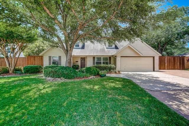2772 Bay Meadows Circle, Farmers Branch, TX 75234 (MLS #14357946) :: The Chad Smith Team