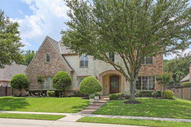 7212 Thames Trail, Colleyville, TX 76034 (MLS #14358001) :: The Tierny Jordan Network