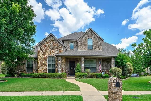 10974 Apple Valley Drive, Frisco, TX 75033 (MLS #14358652) :: NewHomePrograms.com LLC