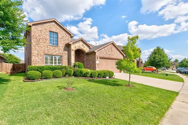 11824 Sundog Way, Fort Worth, TX 76244 (MLS #14360491) :: The Daniel Team