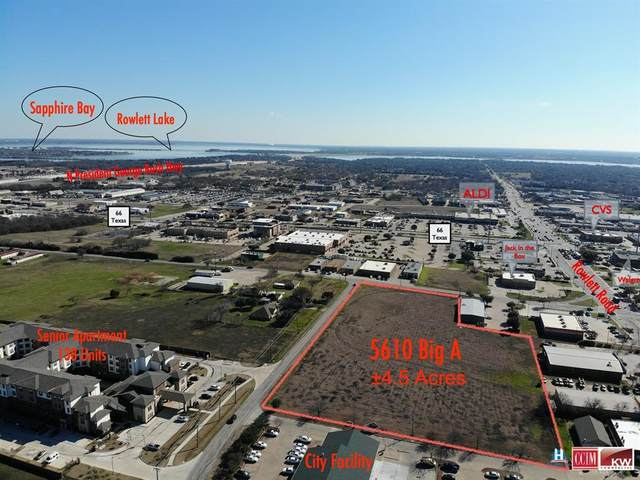 5610 Big A Road, Rowlett, TX 75089 (MLS #14360975) :: All Cities USA Realty