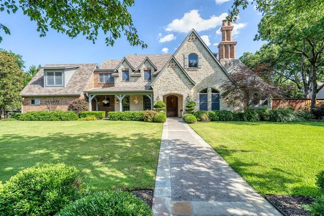 5862 Azalea Lane, Dallas, TX 75230 (MLS #14362169) :: The Daniel Team
