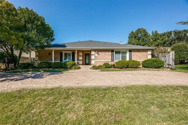 4541 Louisville Drive, Plano, TX 75093 (MLS #14363814) :: Keller Williams Realty