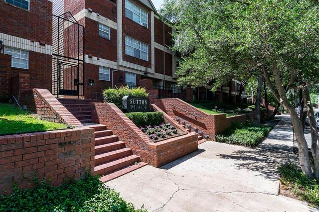 3100 Cole Avenue #203, Dallas, TX 75204 (MLS #14364209) :: The Heyl Group at Keller Williams