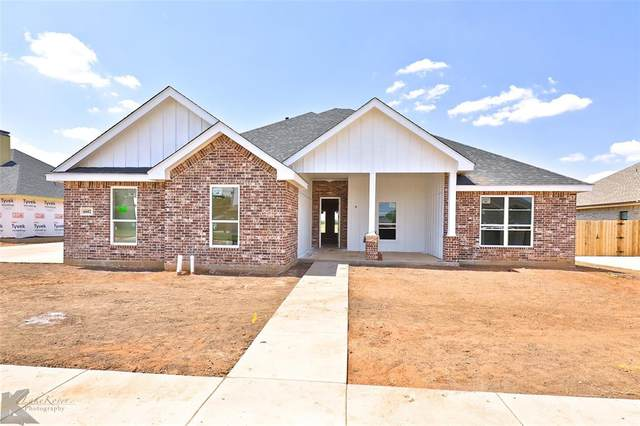 6602 Cedar Elm Drive, Abilene, TX 79606 (MLS #14366463) :: The Paula Jones Team | RE/MAX of Abilene