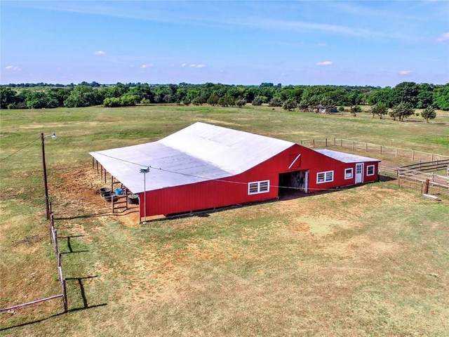 670 Hebron Road, Savoy, TX 75479 (MLS #14367697) :: Baldree Home Team