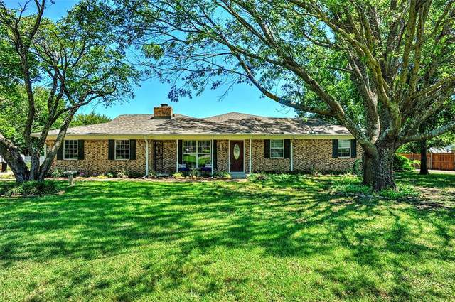 85 Quail Run Road, Sherman, TX 75090 (MLS #14367882) :: RE/MAX Pinnacle Group REALTORS