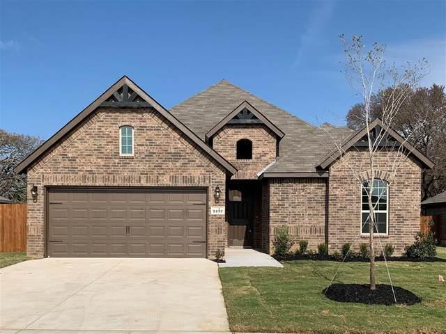 1432 Glade Meadows Drive, Burleson, TX 76058 (MLS #14367976) :: NewHomePrograms.com LLC
