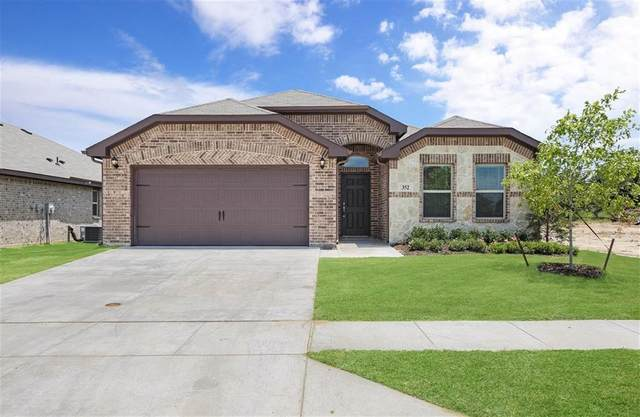 352 Paloma Street, Weatherford, TX 76087 (MLS #14368072) :: Team Tiller