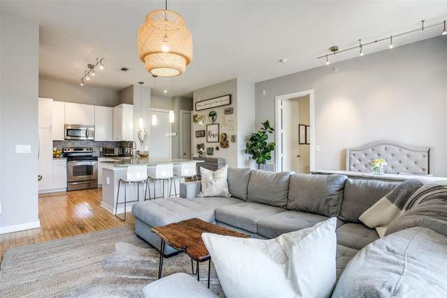 2950 Mckinney Avenue #414, Dallas, TX 75204 (MLS #14368243) :: Results Property Group