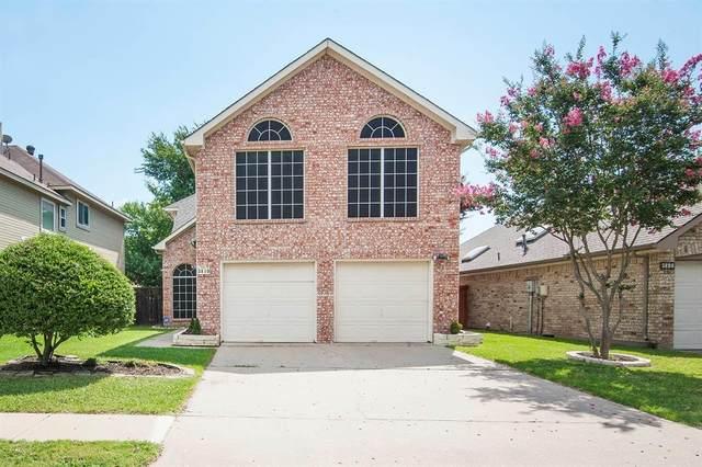 3810 Seminole Place, Carrollton, TX 75007 (MLS #14369279) :: The Heyl Group at Keller Williams