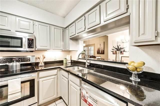 1212 Riverchase Lane #243, Arlington, TX 76011 (MLS #14370047) :: Results Property Group