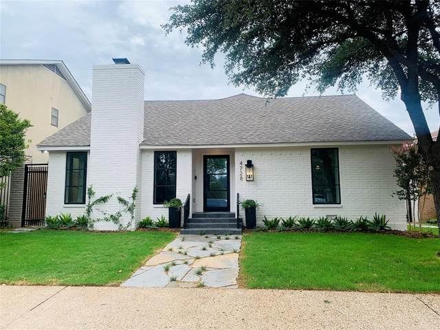 4728 Harley Avenue, Fort Worth, TX 76107 (MLS #14370294) :: Frankie Arthur Real Estate