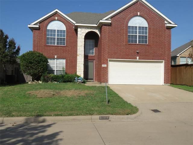 8108 Dynasty Drive, Fort Worth, TX 76123 (MLS #14370444) :: Trinity Premier Properties