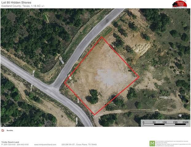 Lot 95 Shoreline Dr, Cisco, TX 76437 (MLS #14376209) :: VIVO Realty