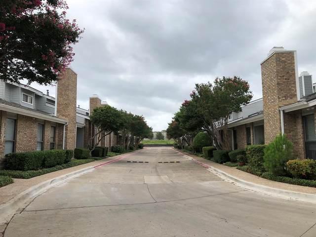 17490 Meandering Way #1709, Dallas, TX 75252 (MLS #14377383) :: Baldree Home Team