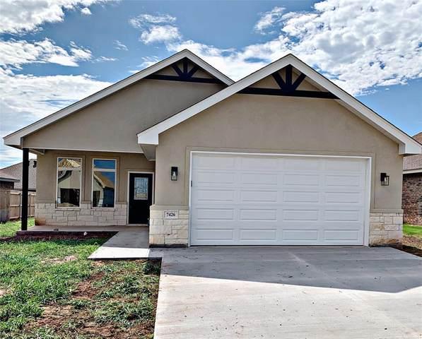 7426 Morning Glory Road, Abilene, TX 79602 (MLS #14377979) :: ACR- ANN CARR REALTORS®