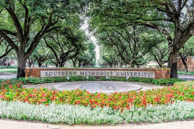6004 Auburndale Avenue C, University Park, TX 75205 (MLS #14379302) :: The Chad Smith Team