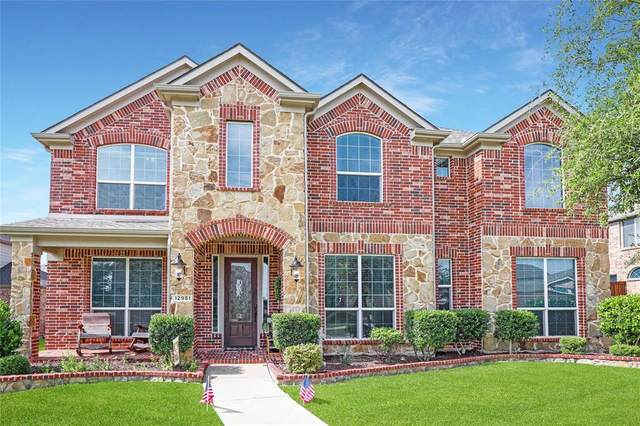 12951 Snow Lake Drive, Frisco, TX 75035 (MLS #14379697) :: The Chad Smith Team
