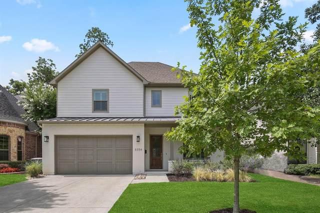 6354 Velasco Avenue, Dallas, TX 75214 (MLS #14380145) :: Robbins Real Estate Group