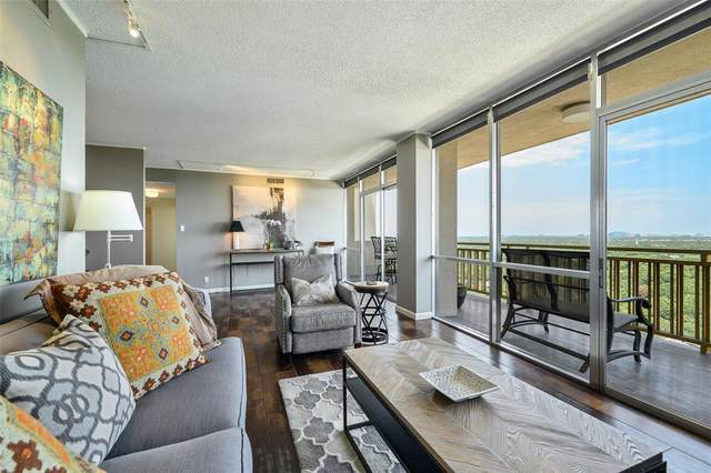 6211 W Northwest Highway #2104, Dallas, TX 75225 (MLS #14381934) :: The Mitchell Group
