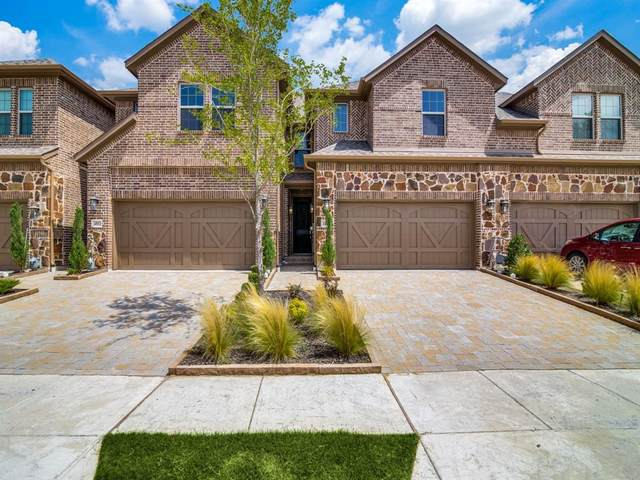 4849 Pasadena Drive, Plano, TX 75024 (MLS #14383142) :: The Hornburg Real Estate Group