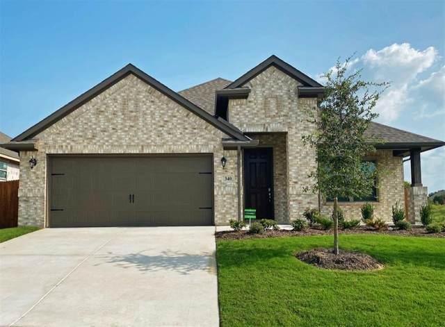 340 Bonita Street, Weatherford, TX 76087 (MLS #14384349) :: Real Estate By Design