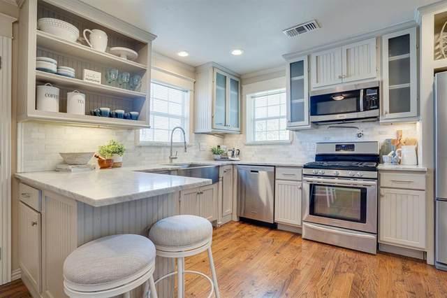 610 E Texas Street, Grapevine, TX 76051 (MLS #14384581) :: Real Estate By Design