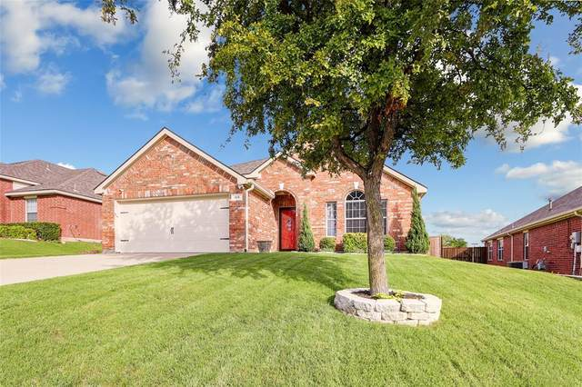105 Mustang Court, Celina, TX 75009 (MLS #14385479) :: The Chad Smith Team