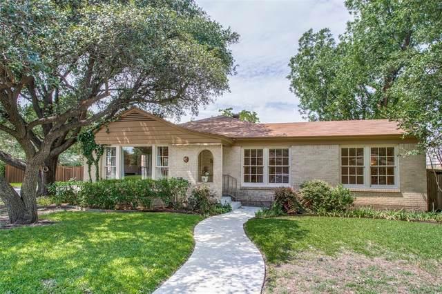 6303 Anita Street, Dallas, TX 75214 (MLS #14387193) :: Potts Realty Group