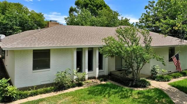 2411 Bonnywood Lane, Dallas, TX 75233 (MLS #14389368) :: The Heyl Group at Keller Williams