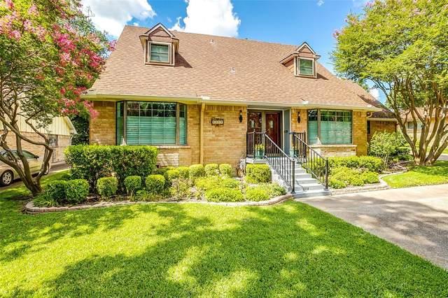 1111 W Red Bird Lane, Dallas, TX 75232 (MLS #14390290) :: Real Estate By Design