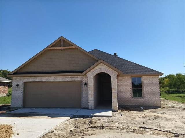 421 Mesa Drive, Lone Oak, TX 75453 (MLS #14392625) :: The Tierny Jordan Network