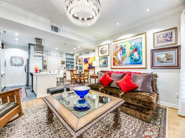3400 Welborn Street #127, Dallas, TX 75219 (MLS #14392648) :: Results Property Group