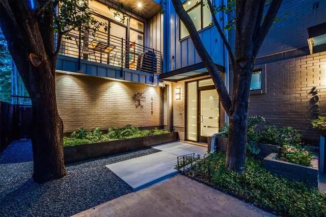 4029 Gilbert Avenue, Dallas, TX 75219 (MLS #14398232) :: The Hornburg Real Estate Group