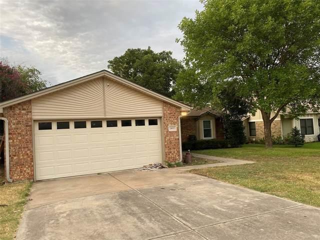 1032 W Hills Terrace, Saginaw, TX 76179 (MLS #14398532) :: The Heyl Group at Keller Williams