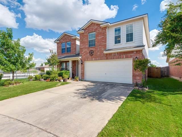 4144 Heirship Court, Fort Worth, TX 76244 (MLS #14398883) :: Maegan Brest | Keller Williams Realty