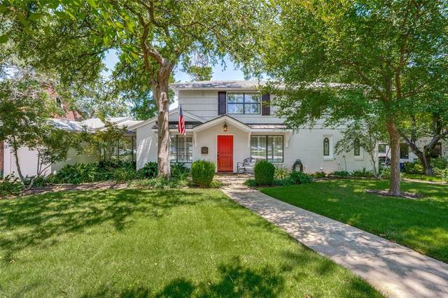 1520 Argonne Drive, Dallas, TX 75208 (MLS #14401219) :: Robbins Real Estate Group
