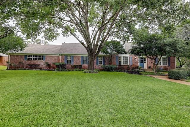 7559 Stonecrest Drive, Dallas, TX 75254 (MLS #14401671) :: Frankie Arthur Real Estate