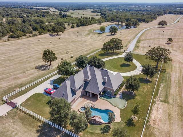 1420 Fm 2123, Paradise, TX 76073 (MLS #14402030) :: The Hornburg Real Estate Group