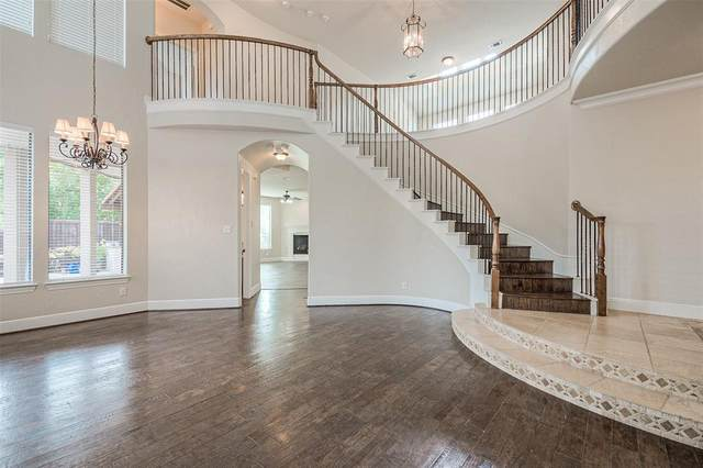 6016 Garden Gate Drive, Plano, TX 75024 (MLS #14402623) :: The Tierny Jordan Network