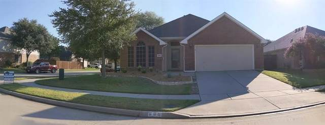 605 Lake Point Drive, Little Elm, TX 75068 (MLS #14402907) :: The Heyl Group at Keller Williams