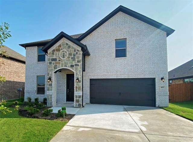 405 Escondido Street, Weatherford, TX 76087 (MLS #14403117) :: Real Estate By Design